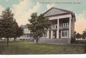 GRAND FORKS , North Dakota, 1920s; St. Bernard's Academy