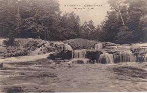 RP: Jackson Falls, White Mtns, JACKSON, New Hampshire, 1910s