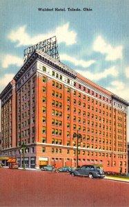 Ohio Toledo The Waldorf Hotel