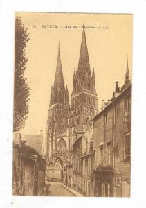 Rue Des Chanoines, Bayeux (Calvados), France, 1900-1910s
