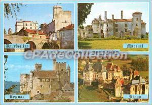 Modern Postcard The 4 Baronniers Perigord