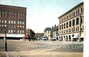 Central Square Dover NH Unused