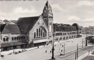 METZ , France , 20-40s ; La Gare