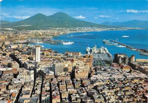 Italy Napoli General view from S. Martino