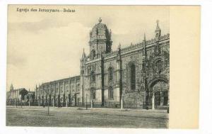 The Hieronymites Monastery ,Belém district of Lisbon, Portugal. 00-10s