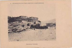 Ethiopia Missions Catholiques D'Abyssinie Residence Centrale