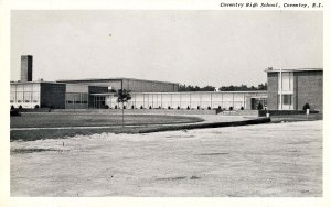 RI - Coventry. Coventry High School