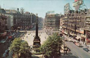 Place De Brouckere And Center, Store Fronts, BRUXELLES, Belgium, 1940-1960s