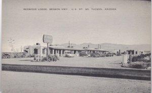 Arizona Tucson The Redwood Lodge sk2844