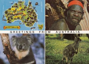 Greetings from Australia , 50-70s