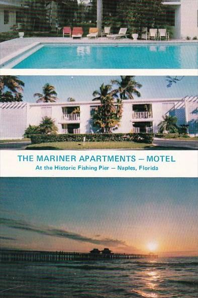 The Mariner Apartments Motel With Pool Naples South Carolina
