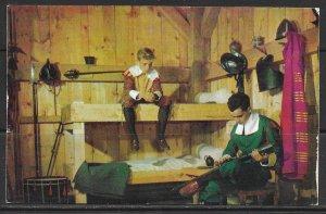 Massachusetts, Plymouth - Plimoth Plantation Reproduction - [MA-037]