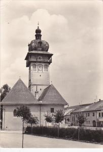 RP: Spisske Vlachy , Slovakia , PU-1969 : Strazna veza