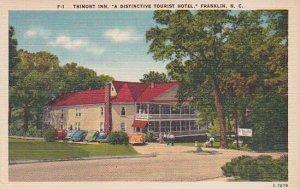 North Carolina Franklin Trimont Inn A Distctive Tiurist Hotel