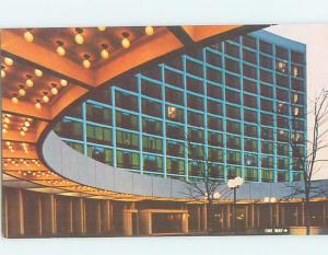Unused Pre-1980 SHERATON HOTEL Oak Brook - Near Chicago Illinois IL c0976