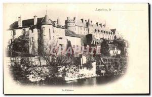Old Postcard Lapalisse Le Chateau