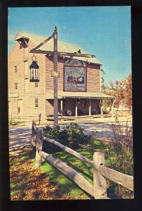 Smithville, New Jersey/NJ Postcard, The Gryst Mill Restaurant