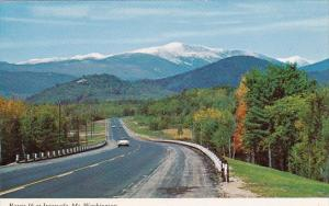 Route 16 At Intervale Mount Washington New Hampshire