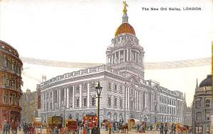 London United Kingdom, Great Britain, England New Old Bailey London New Old B...