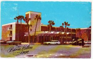 Baron Hilton Inn, West Panama City Beach Fl
