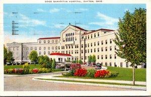 Ohio Dayton Good Samaritan Hospital 1944