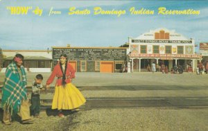 HOW-dy from SANTO DOMINGO Indian Reservation, New Mexico, 1950-60s