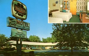VT - Burlington. Town and Country Motel