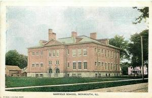 IL, Monmouth, Illlinois, Garfield School