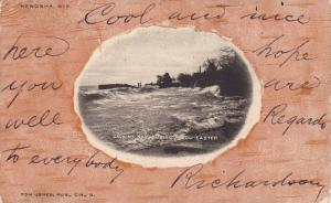 Calkins Bay, Kenosha, Wisconsin,   PU-1906