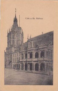 Germany Koeln Rathaus