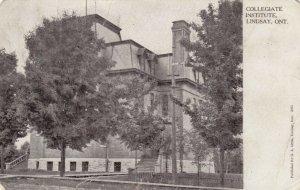 LINDSAY , Ontario, Canada , 1900-10s ; Collegiate Institute # 2