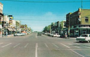 Fifth Street , North , LETHBRIDGE , Alberta , Canada , 50-60s