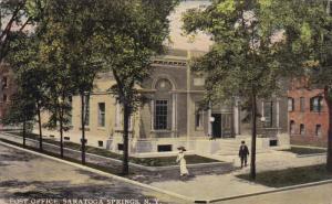 Post Office , SARASOTA SPRINGS , New York , 00-10s