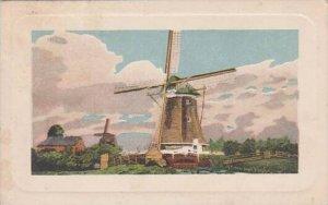 Windmill Scene 1911