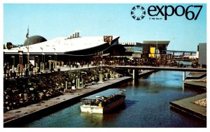 Canada Montral Expo 67   Pavilion of Italy