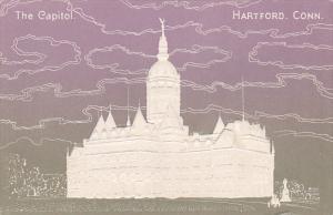 Exterior, The Capitol,  Hartford,  Connecticut,   00-10s
