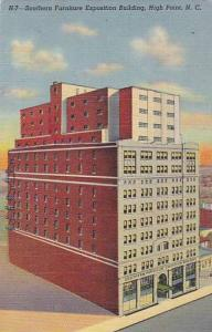 Southern Furniture Exposition Building, High Point, North Carolina, 30-40s