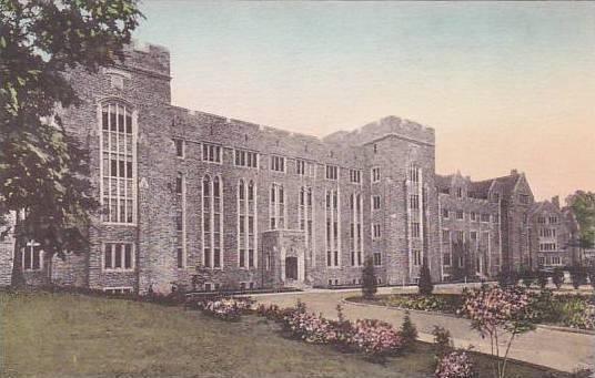 North Carolina Durham Duke Hospital Duke University Albertype