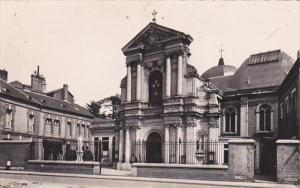 France Lisieux Le Carmel et Statue St Therese 1951 Photo