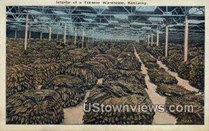 Tobacco Warehouse - Lexington, KY