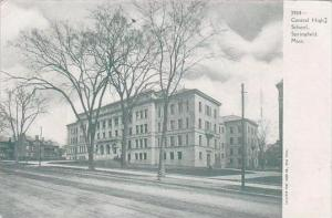 Massachusetts Springfield Central High School