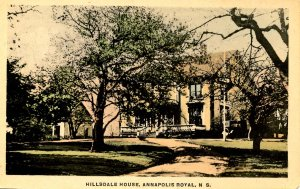 Canada - Nova Scotia, Annapolis Royal. Hillsdale House