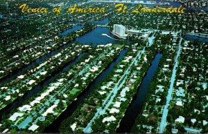 Florida Fort Lauderdale Aerial View