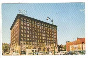 Hotel Penn Alto, Altoona, Pennsylvania, 1940-1960s