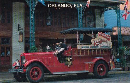 Florida Prlando The Restoration Of Church Street Station