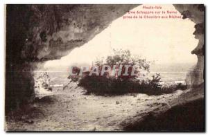 Old Postcard High Island A echappee Seine decision of the House to Niches
