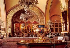 Tehran Iran Kakh Golestan Saloon Tehran Kakh Golestan Saloon