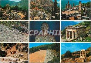 Postcard Modern Delphi