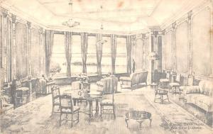 The Royal Bath Hotel, The Bay View Lounge