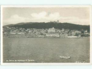 old rppc NICE VIEW Palma De Mallorca - Majorca - Balearic Islands Spain i2403